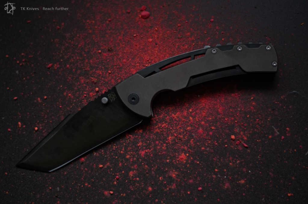 Spearhead Titanium Tanto