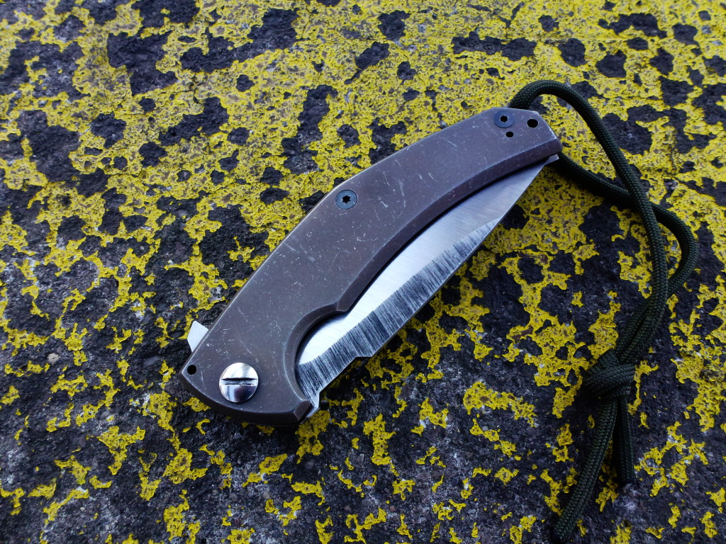 Mjölnir first prototype of Mjölnir lock