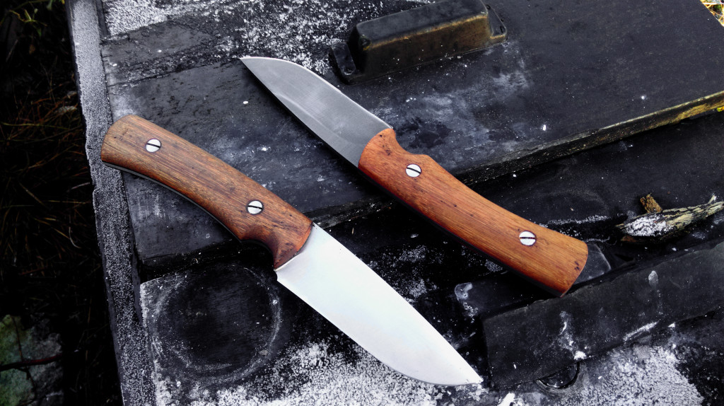 Telchar - Ultimate bushcraft knife by TK Knives