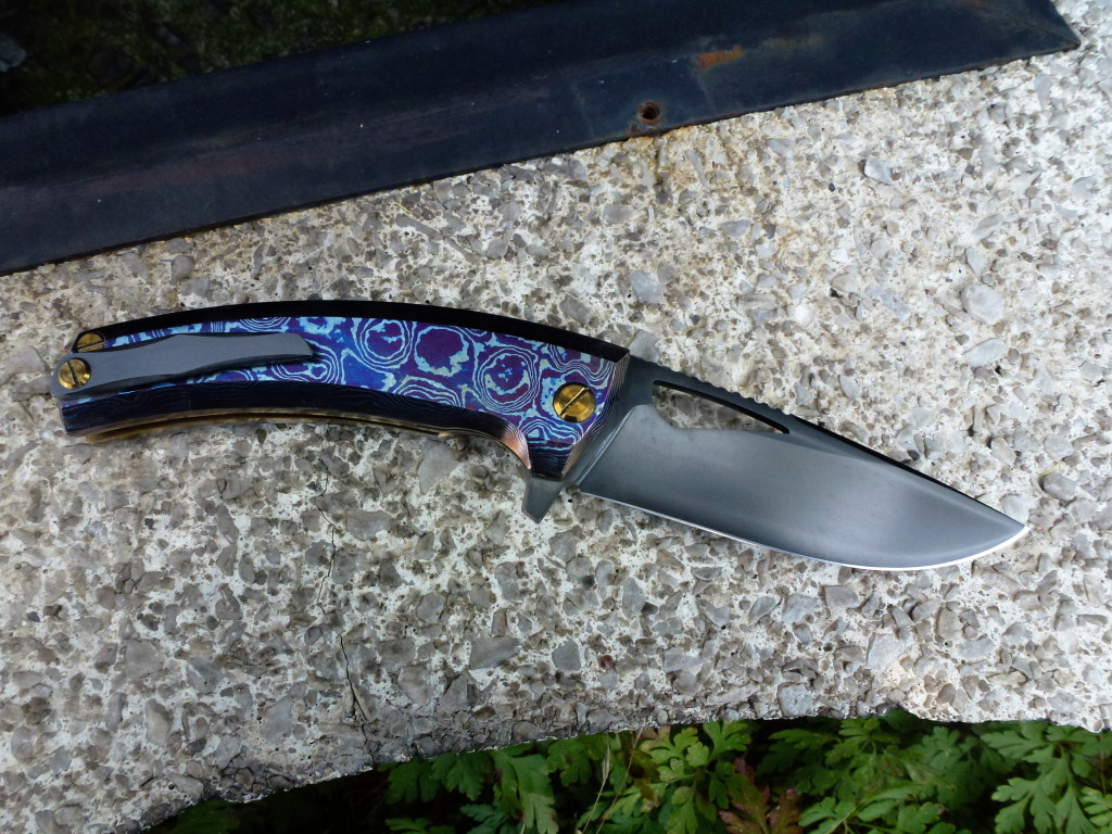 TK Knives - Kyre Cleptomaniac